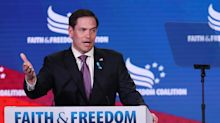 Marco Rubio Shares Biblical 'Hotheads' Warning, Tweeters Point Out The Obvious