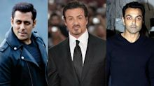 LOL! Sylvester Stallone Confuses Bobby Deol With Salman Khan