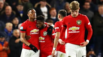 Man United, VAR are too much for Chelsea