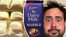 Cadbury Marble chocolate is officially back after 8 years