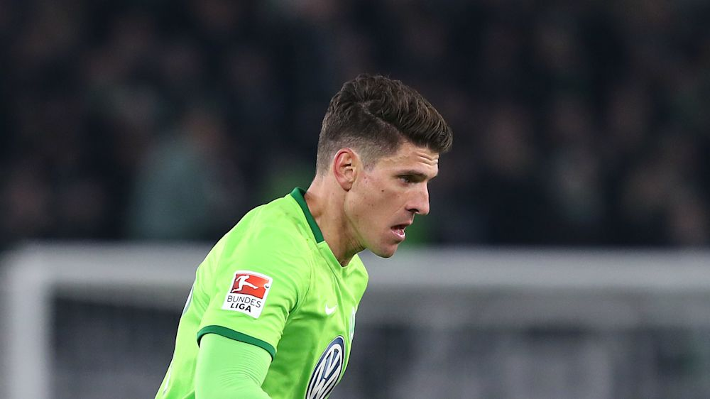 Gomez to stay at Wolfsburg