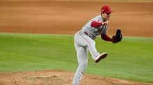 Solid Ohtani, speedy Lagares help Angels beat Rangers 2-1