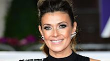 Kym Marsh gives update from her bed after hernia surgery