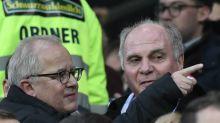 DFB-Boss kontert Hoeneß - und wartet auf einen Anruf