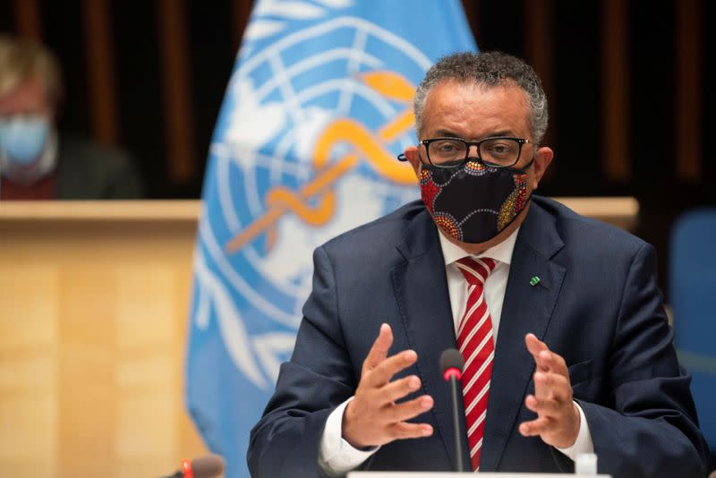 Pandemic can be overcome quickly with right tools: WHO