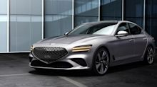 2022 Genesis G70 Gets the Same Good Looks as G80