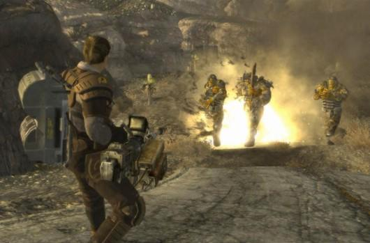 Fallout: New Vegas explodes on UK charts