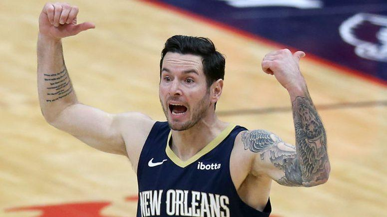 Watch J.J. Redick get ejected for passing ball to referee, Nzuchi Times