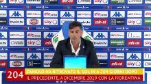 """Fonseca: """"Zaniolo importante, ma la squadra lo è di più"""""""