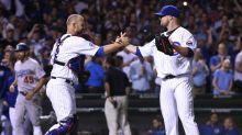 Cubs manager David Ross posts heartfelt farewell to Jon Lester