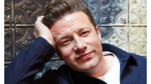 Jamie Oliver: 'I'd only give myself six out of ten as a dad'