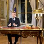 Macron bows to protesters' demands and says: I know I have hurt some of you