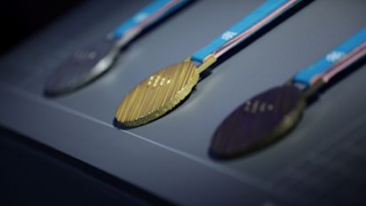First look: Medals for PyeongChang Olympics