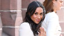 Meghan Markle's Wardrobe Estimated at $1 Million