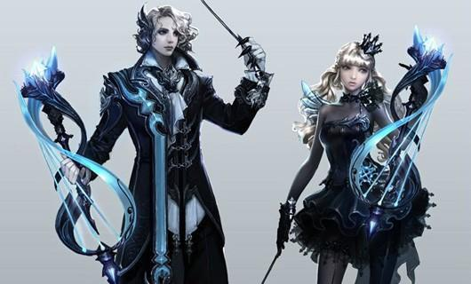 Design a weapon for Aion's new Bard class