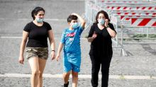 Italy set to extend COVID state of emergency as cases tick up: official