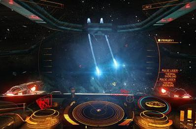 Here's an Elite: Dangerous alpha preview