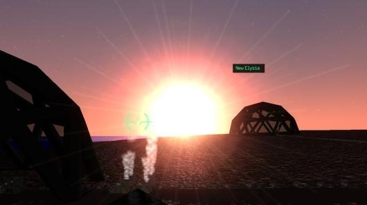 Ascent adds in a colonization city-building sim