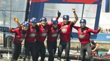 Britain yachting team win Youth America's Cup