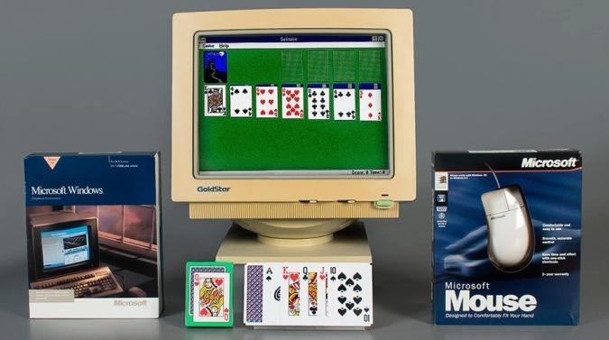 Microsoft solitaire 30th anniversary