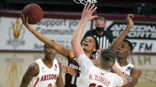 Tubelis' tip lifts Arizona to 84-82 win over Arizona State