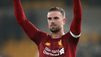 Klopp praises 'outstanding' Liverpool skipper