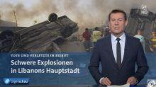 ARD entschuldigt sich für Beirut-Berichterstattung