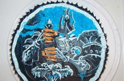 Cake of the Lich King