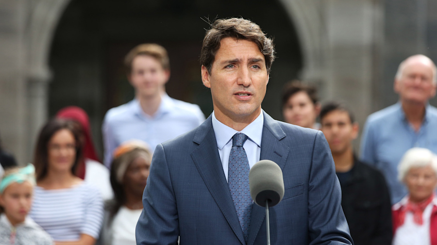 Une photo de Justin Trudeau en blackface ressurgit