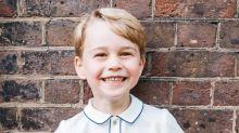 Prinz George: Hier sieht er aus wie sein Papa!
