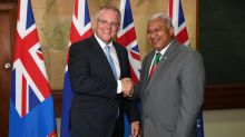 Australia and Fiji are 'family' after coup