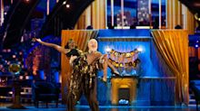 Bill Bailey gets 'Strictly' good luck from Emma Thompson, while Kate Garraway supports Ranvir Singh