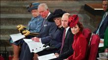 Prinz William um Vater und Großeltern in Corona-Krise besorgt
