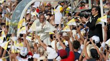 Pope ends Latin American trip with warning about political corruption