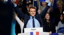 FTSE 100 adds £38bn as stocks surge on France election result