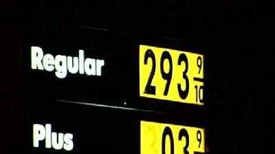 Gas Prices Rise As Holiday Approaches