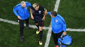 Rakitic, tres semanas de baja por lesión