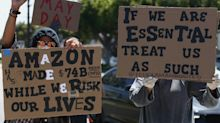 An Amazon warehouse worker said engineer Tim Bray 'didn't take it far enough' when slamming the company for firing whistleblowers