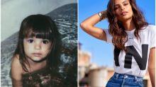 Emily Ratajkowski vuelve a compartir una tierna imagen de su infancia