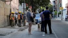 Mild earthquake shakes Mexico City, residents evacuate buildings