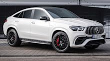 2021 Mercedes-AMG GLE 63 S Coupe Debuts With 603 HP And Slicker Shape