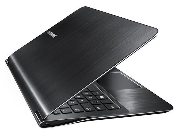 Samsung 9 Series laptop unveiled, ready to slice some MacBook Air