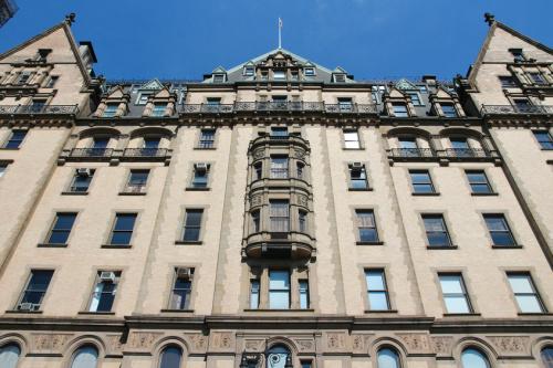 The Dakota Building in New York City