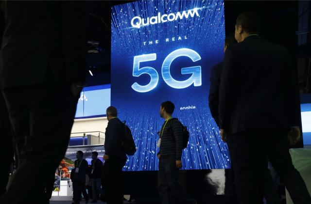 Qualcomm's latest Snapdragon chips include two with built-in 5G