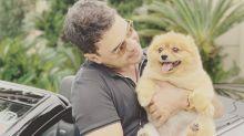 """Zezé di Camargo lamenta morte de cachorrinha nas redes: """"Neste momento só lágrimas"""""""