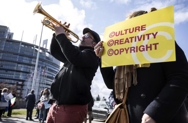 EU passes divisive Article 13 copyright law