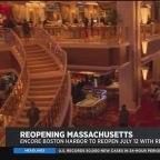 Encore Boston Harbor Casino To Reopen July 12 With Restrictions