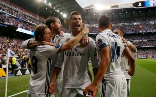 Real Madrid, Atletico Madrid