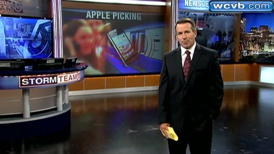 Public transit officials warn iPhone consumers of 'Apple Picking'