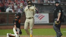 Giants lose control of MLB playoff destiny with 'frustrating' defeat